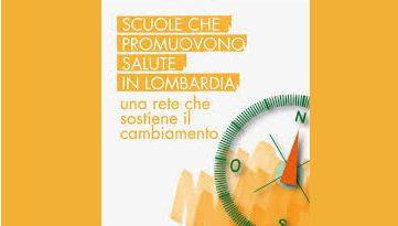 """Opuscolo """"Scuole Che Promuovono Salute In Lombardia"""""""